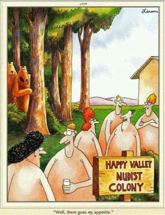gamle nudister