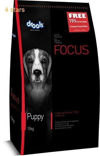 Drools Focus Puppy Super Premium Dog Food 15kg Free 15 Extra Insidelimited Offer Stock Puppy Formula Premium Dog Food Puppies