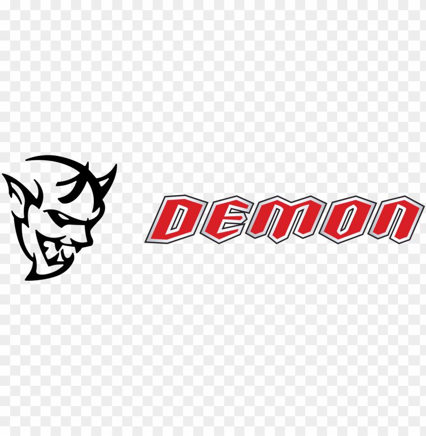 2017 Dodge Special Edition Models Dodge Demon Logo Vector Png Image With Transparent Background Png Free Png Images Vector Logo Logos Banner Design