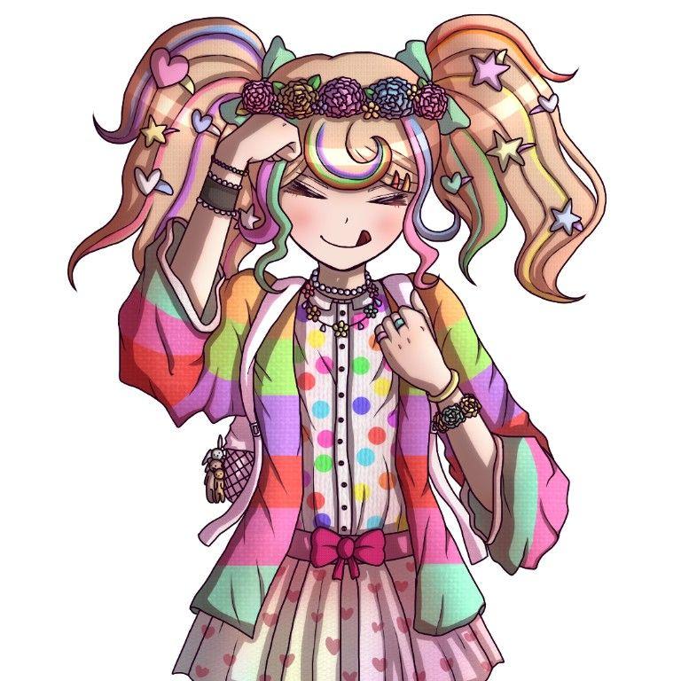 Scene Hiyoko in 2020 Danganronpa, Danganronpa characters