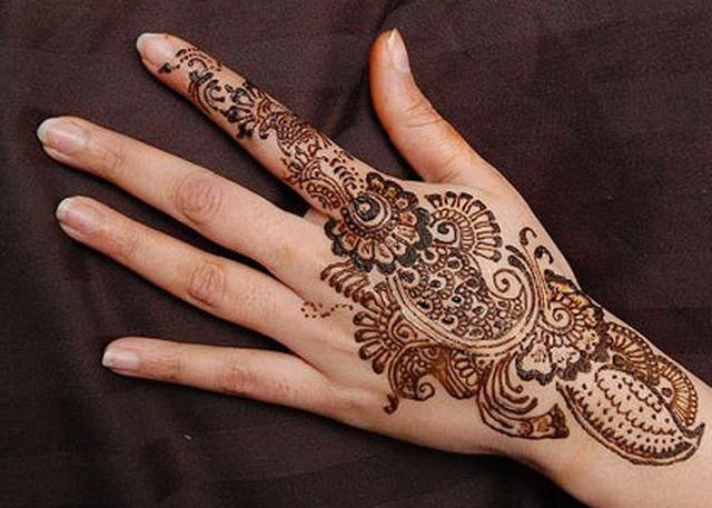 20 Best Arabic Mehandi Designs For Hands And Feet Mehendi Designs