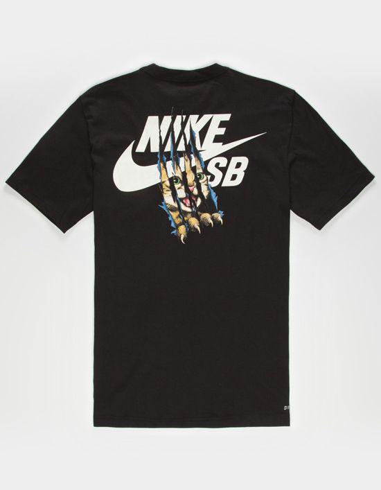 Nike SB Cat Scratch Dri-Fit Mens Tee Nike Sb 5c10468df08fb