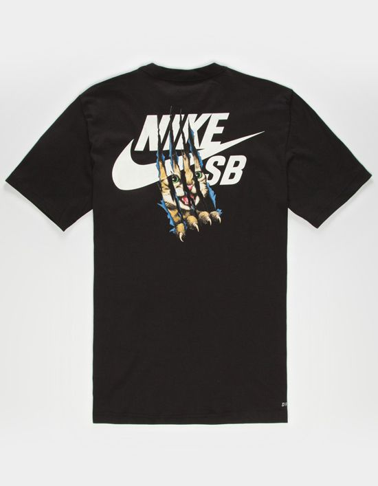 Nike SB Cat Scratch Dri-Fit Mens Tee | Moda : style street | Pinterest