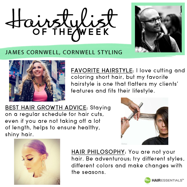 16 Hairstylist Of The Week Ideas Hair Growth Advice Cool Hairstyles Favorite Hairstyles