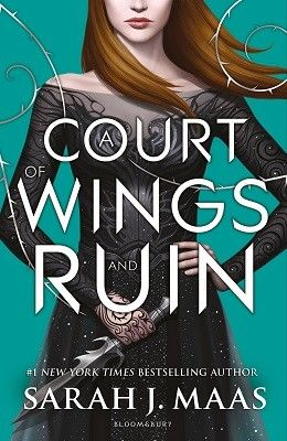 A Court Of Wings And Ruin A Court Of Thorns And Roses Paperback