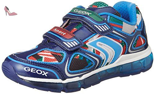 Geox J Lt Eclipse B, Baskets mode garçon - Gris (Grey/Lime), 30 EU -  Chaussures geox (*Partner-Link) | Chaussures Geox | Pinterest | Father and  Amazon