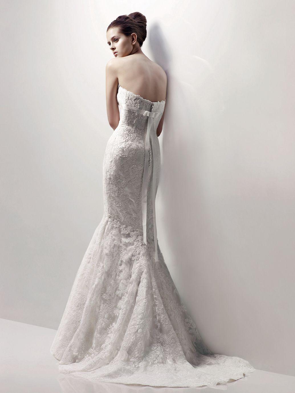 Enzoani Ivory Dress