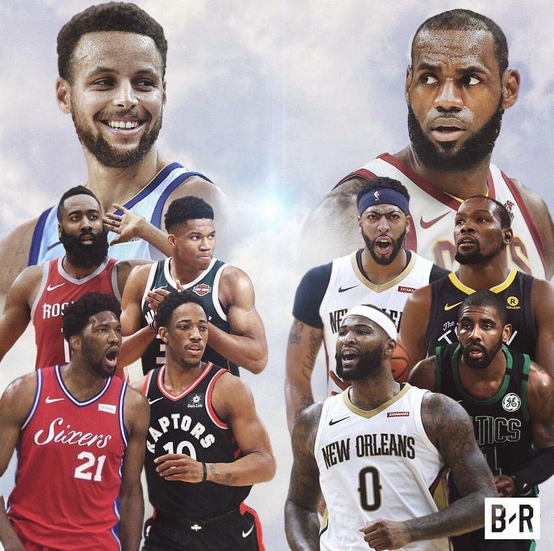 ee5f30459 NBA all-star 2018 Team Lebron vs. Team Curry! Who ya got   basketballgames