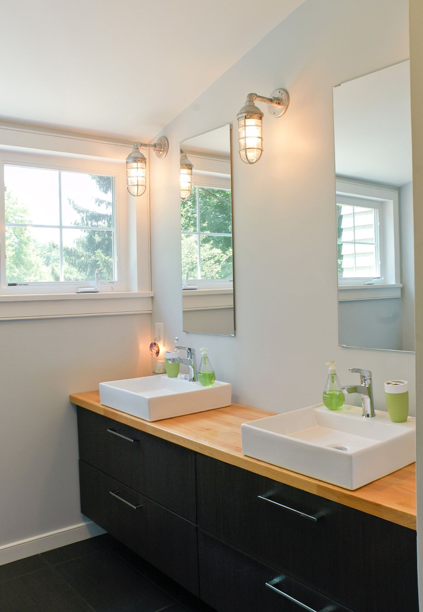 Ikea Bathroom Vanity Hack Home Inspiration Pinterest Collection Of