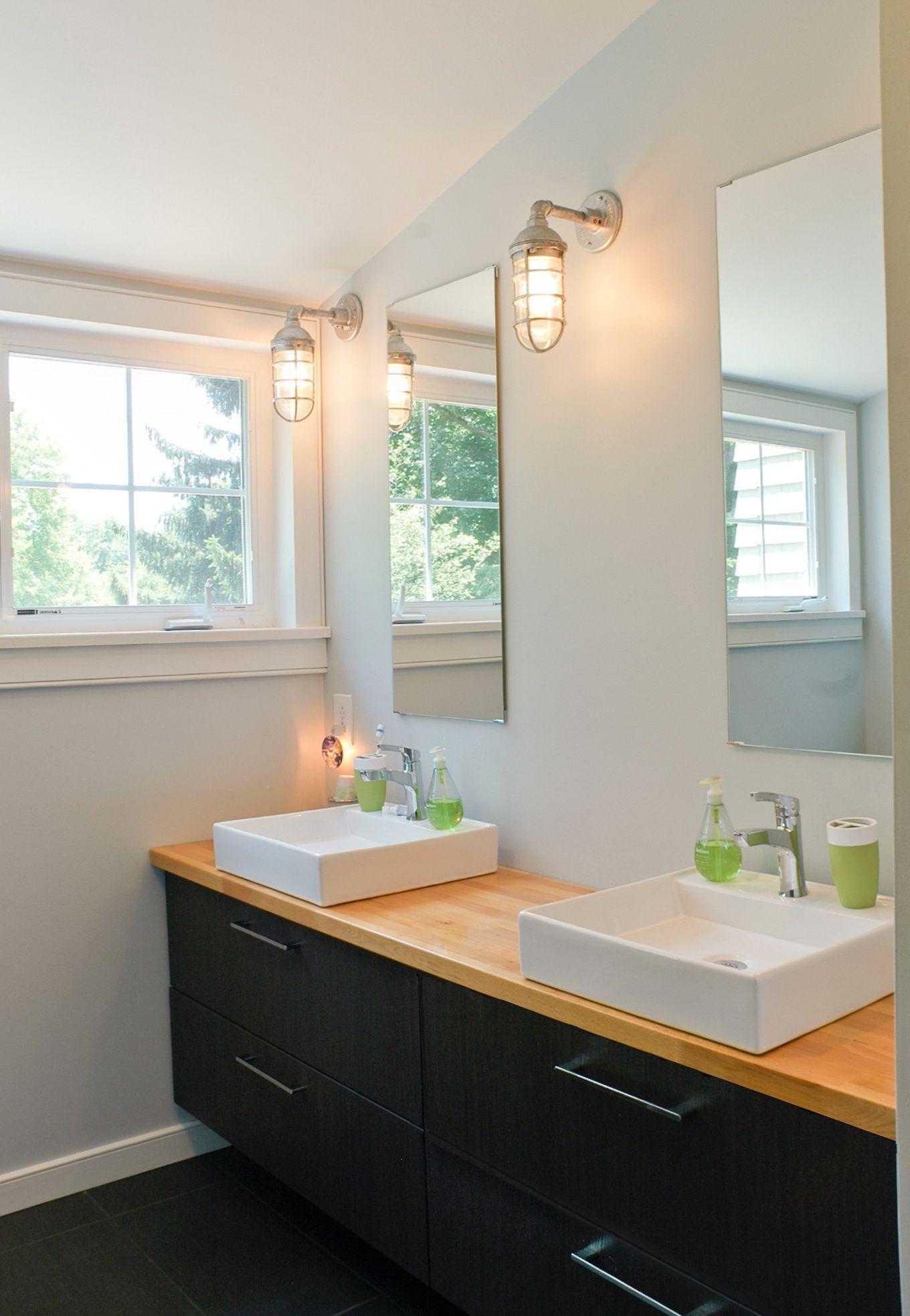 ikea bathroom vanity hack badezimmer badezimmer deko on ikea bathroom vanities id=35480