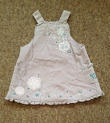 ec60f549b86a Next Baby Girl Dungaree Dress Up To 1 Month Old