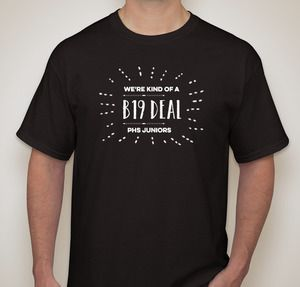 43f3d59482fcc We re Kind of a B19 Deal Class of 2019 class shirt - design idea for custom  shirt - class shirt