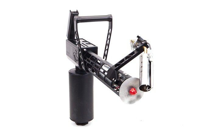 XM42-M Flamethrower - Black | Interesting | Black, Gears