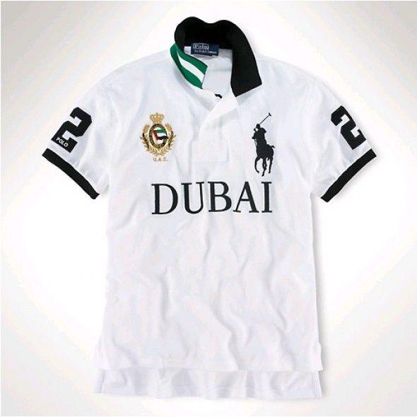 Shirts Mens Italy Big Polo