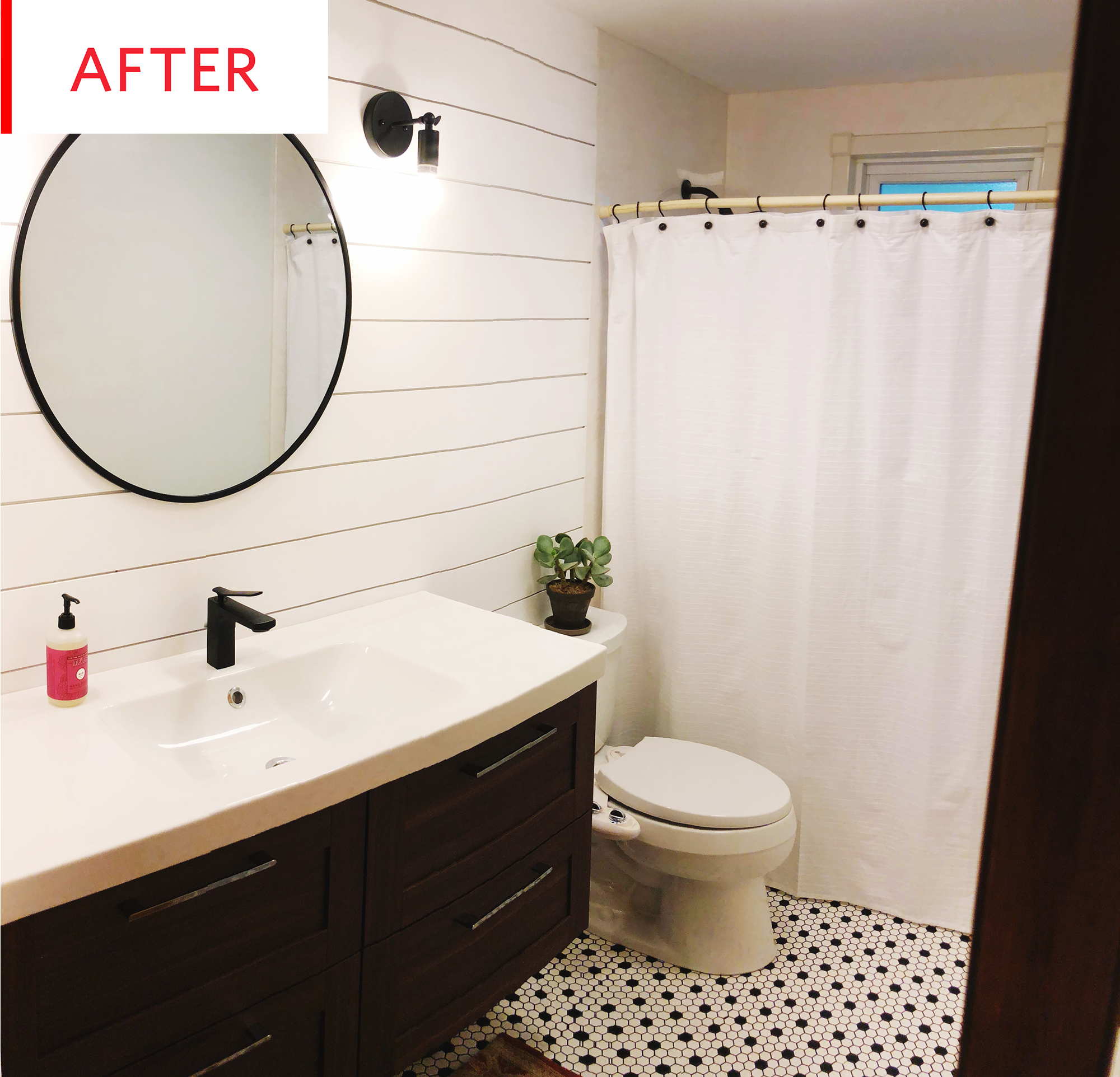 Before And After A One Week 5k Bathroom Remodel For The Ages
