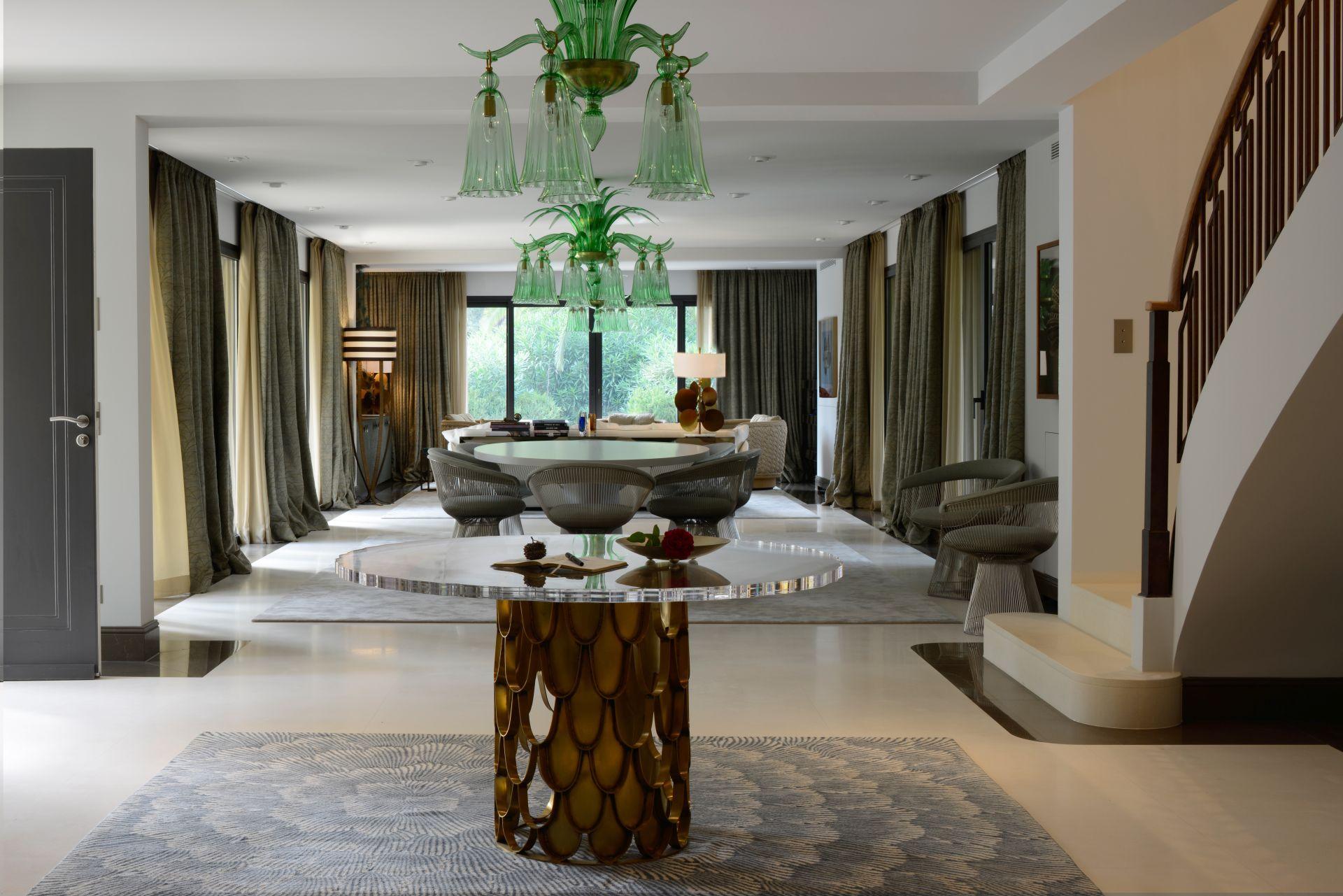 Interior Design By Davide Rizzo In South France