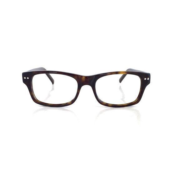 ac2f7ee5148a Classic wayfarer style eye glasses and reading glasses. Tortoise shell  wayfarer shape frame with dark