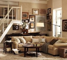 Pottery Barn Living Room Paint Colors