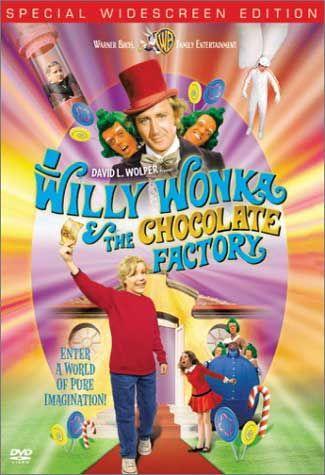El Guardián de Quimera: Del papel a la pantalla: 'Charlie y la fábrica de chocolate'