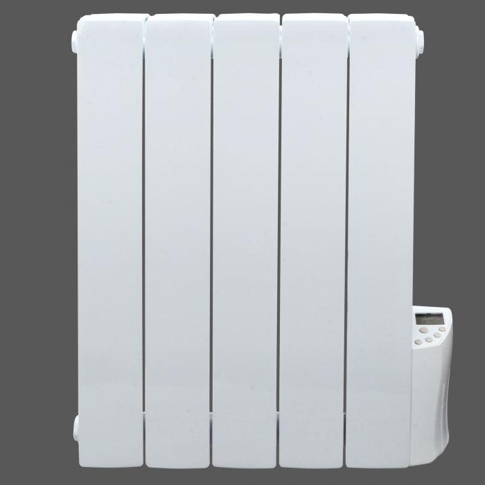 Radiateur Electrique A Inertie Fluide Ming 900w Blanc Avec Images Radiateur Electrique A Inertie Radiateur Electrique Radiateur