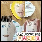 All About Me Writing Activity 3-D Faces #activity #back_to_school_bulletin_boards #back_to_school_diy #back_to_school_hairstyles #back_to_school_highschool #back_to_school_ideas #back_to_school_organization #back_to_school_outfits #back_to_school_routines #back_to_school_supplies #Faces #writing #firstdayofschoolhairstyles