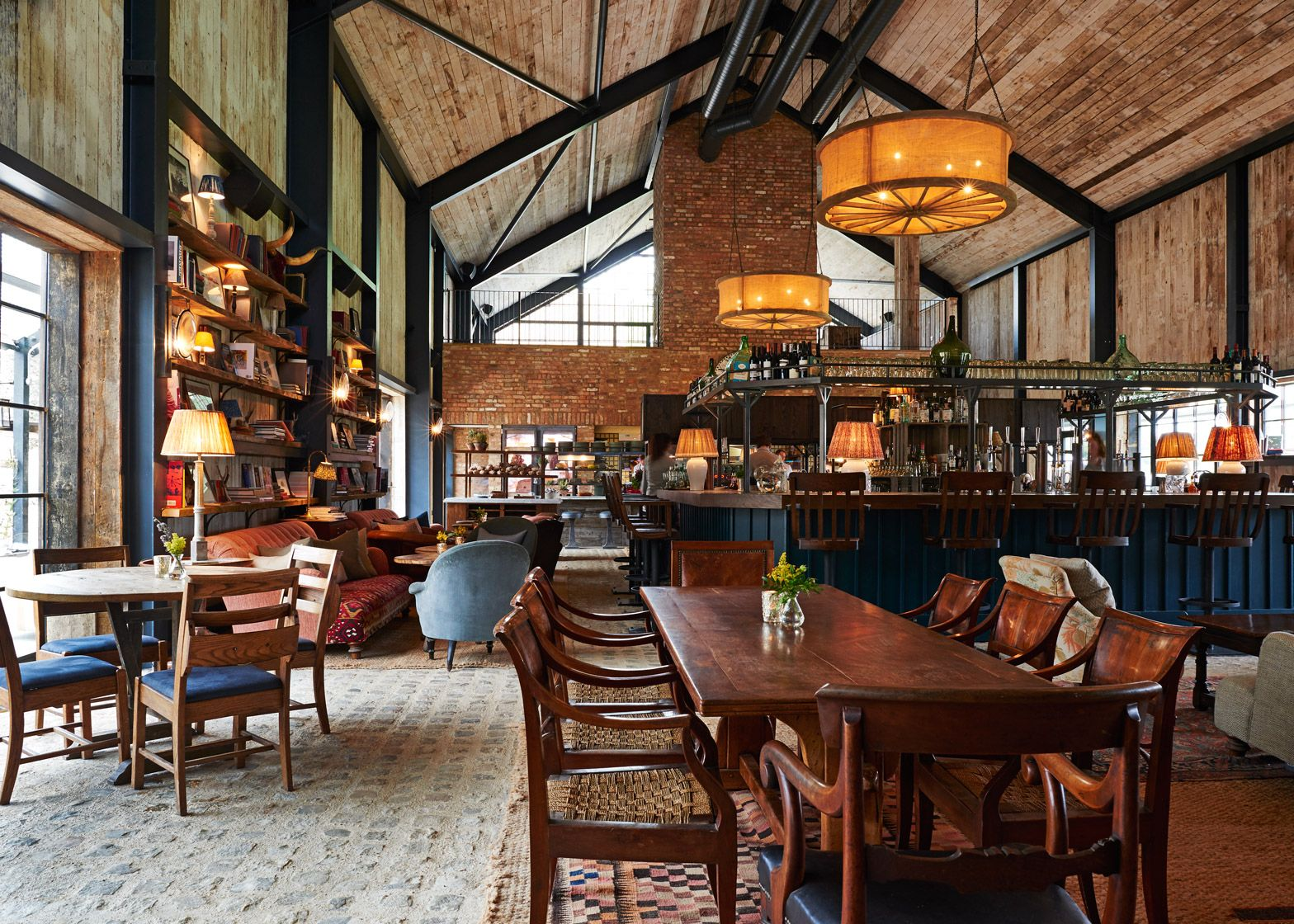 Soho House Opened A New Member S Resort In The Cotswolds England In 2015 Called Soho Farmhouse Soho House Soho Farmhouse Soho House London