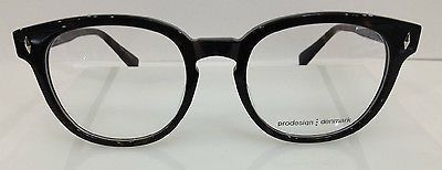 NEW AUTHENTIC PRODESIGN DENMARK 4679 COL 5534 TORTOISE PLASTIC EYEGLASSES FRAME
