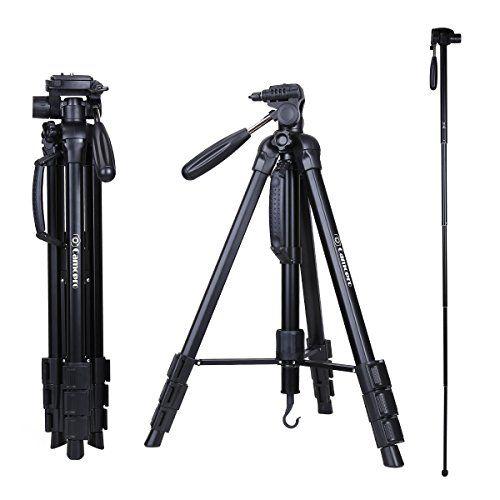 Camopro 70 Inch Tripod Professional Digital SLR Camera