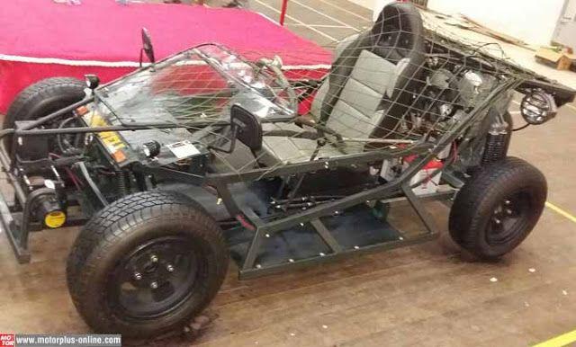 Modifikasi Motor Jadi Mobil Mini Mobil Motor