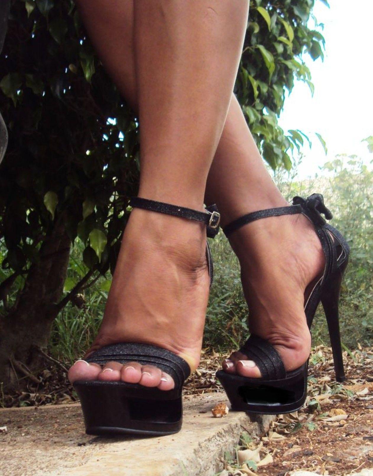 Femdom Foot Heels