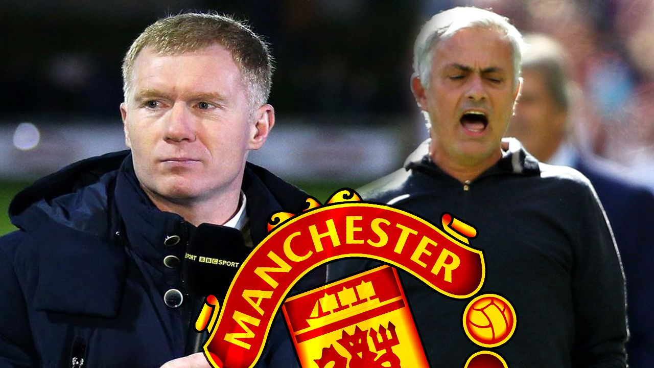 Jose Mourinho Responds To Paul Scholes Calling Him An Embarrassment To Manchester United News Now Mufc Mourinho Schole Man Utd News Manchester United Mufc
