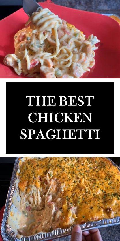THE BEST CHICKEN SPAGHETT1