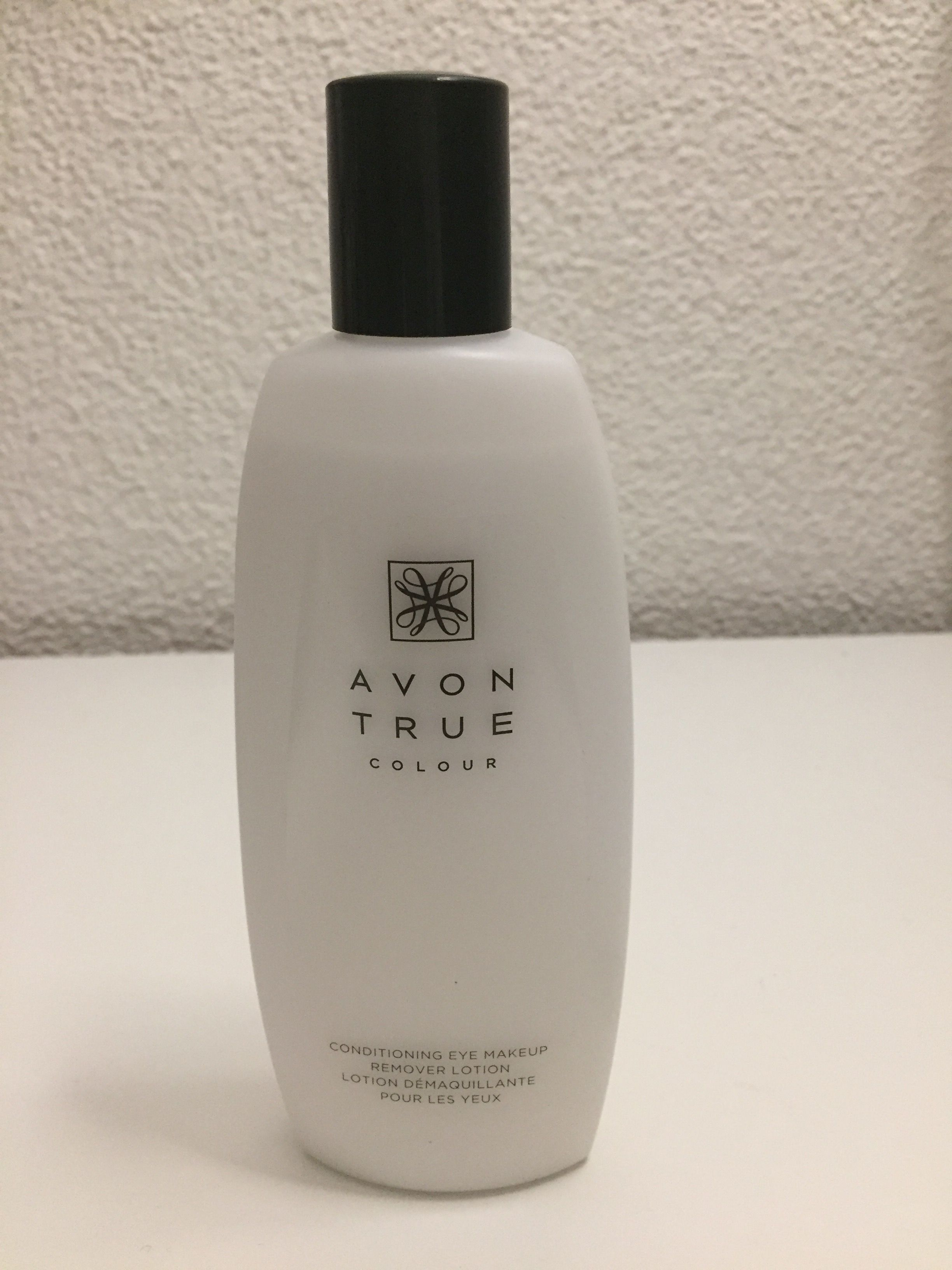 Avon True colour Conditioning eye makeup remover lotion