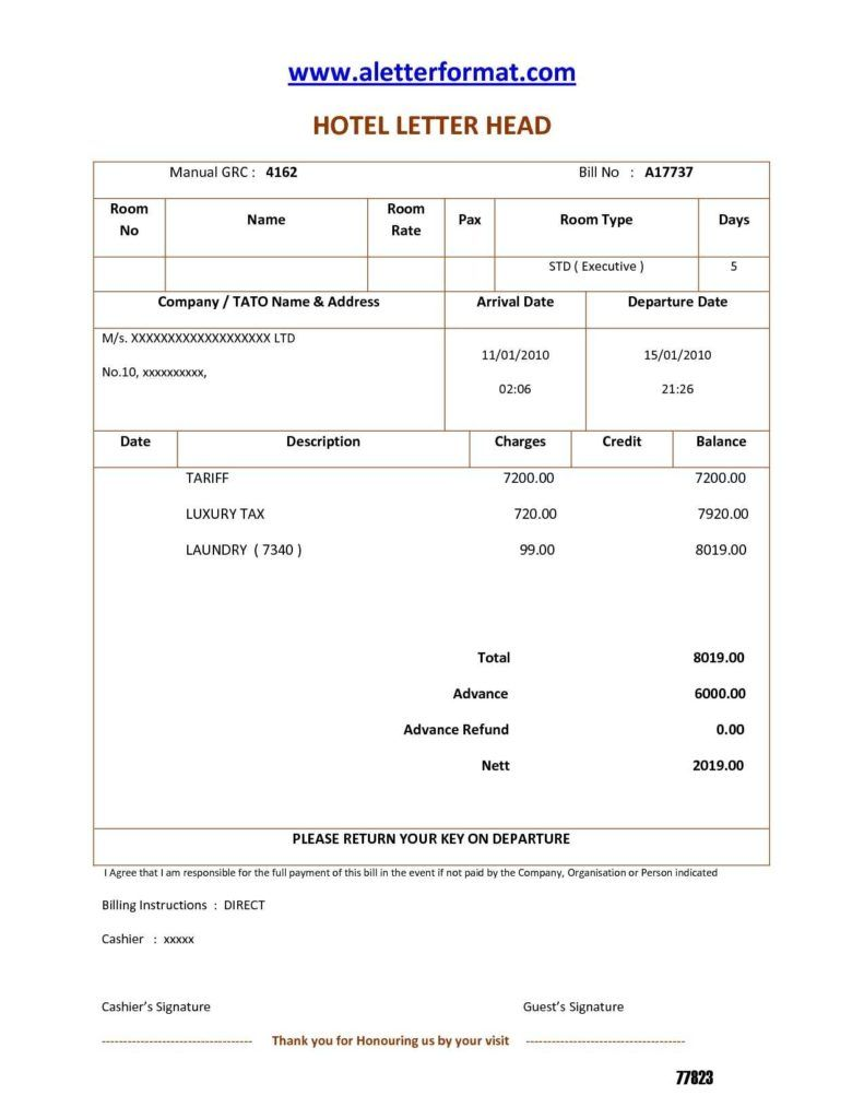 Samples Of Invoices Invoice Format Invoice Template Invoice Template Word