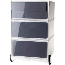 Photo of Paperflow easyBox roll container gray / white Paperflow