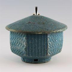 Jeff Oestreich Covered Jar