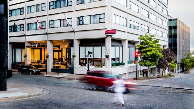 The Hollis Halifax Stands Out Among Hotels As A Full Service All Suite Property With Complimentary Wifi And Impressive Views Of Downtown