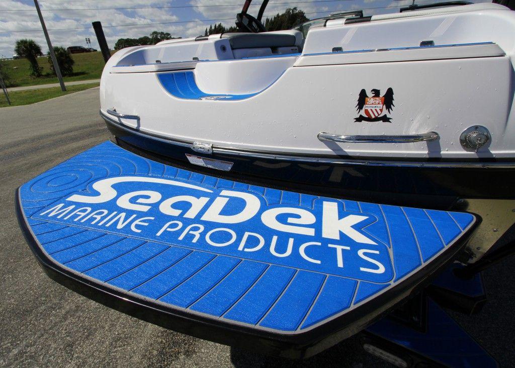 SeaDek's Super Air Nautique 230 is up for sale. Built in