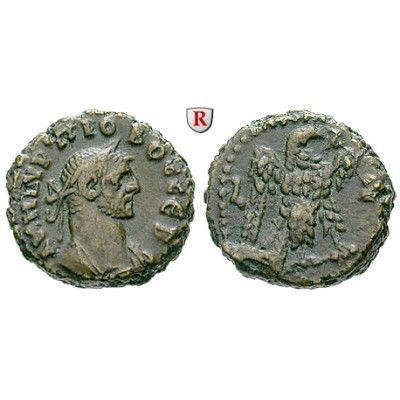 Römische Provinzialprägungen, Ägypten, Alexandria, Probus, Tetradrachme Jahr 2 = 276-277, ss: Ägypten, Alexandria.… #coins