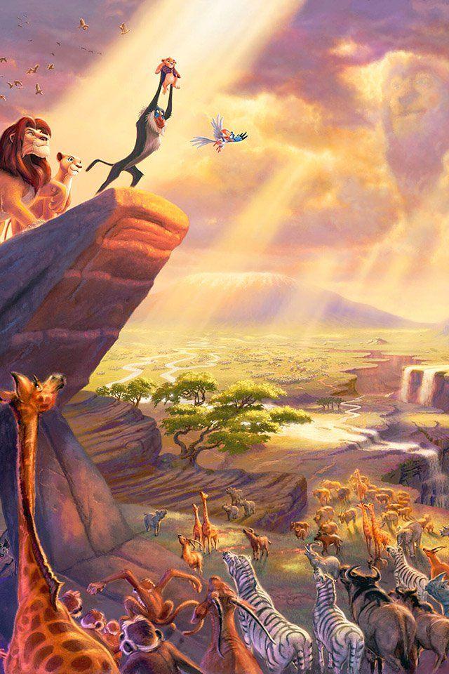 FREEIOS7 kingisborn parallax HD iPhone iPad