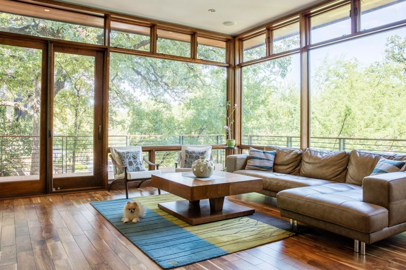 A Modern Texas Home That Took 10 Years To Remodel