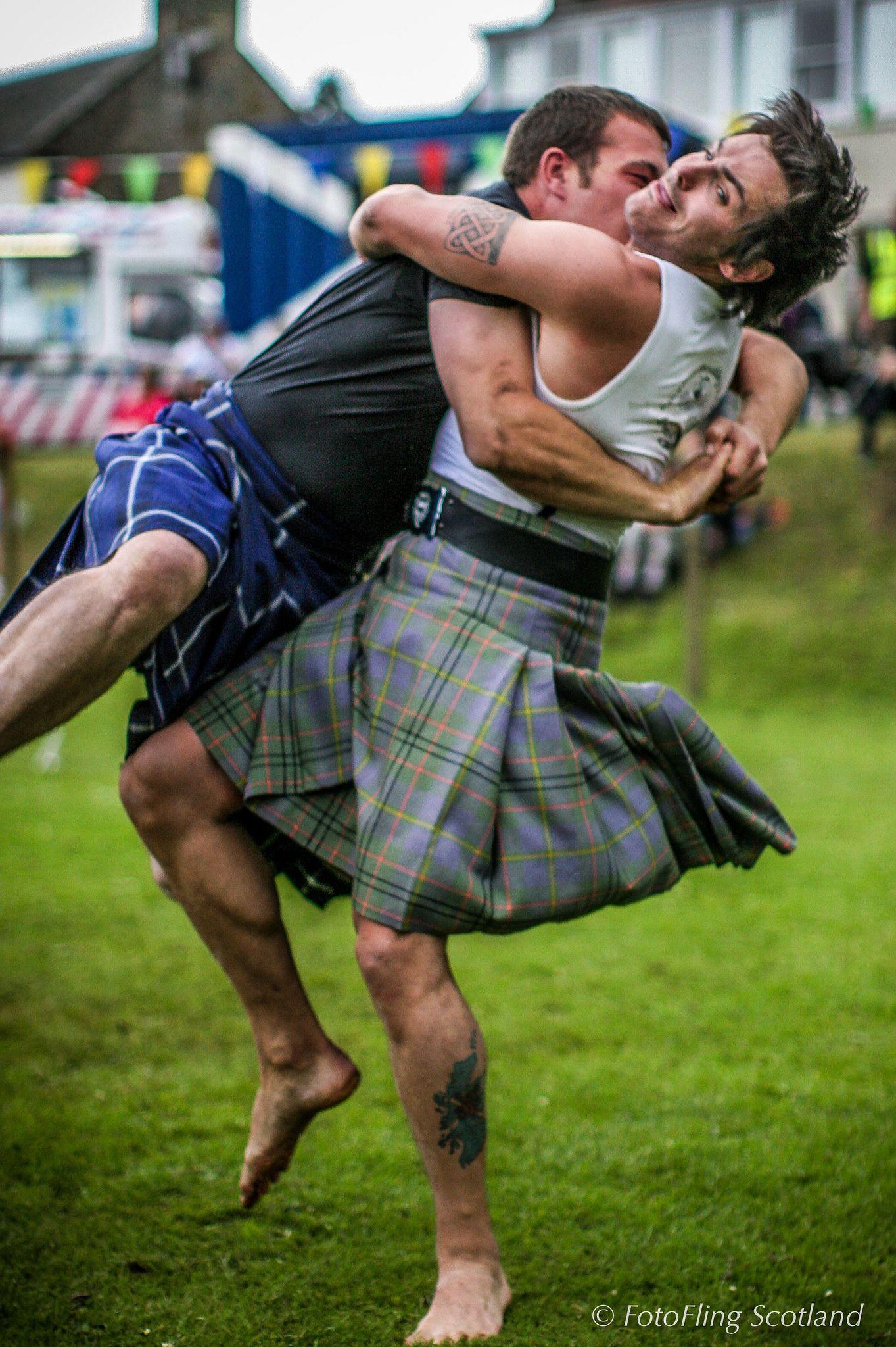 Green Knight Kilt Pin Renaissance Scottish Festival