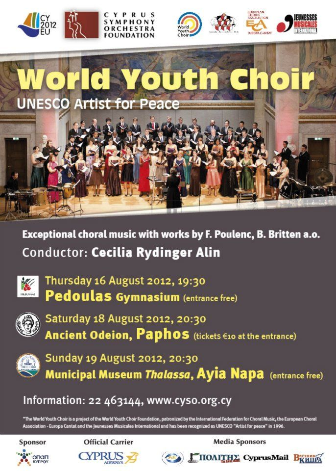 World Youth Choir 2012