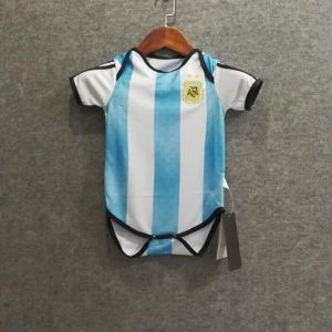 Infant 2018 Argentina Home World Cup Jersey  L929   a9433b1f4