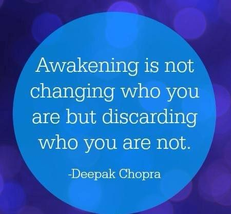 Spiritual Awakening Quotes Entrancing Pindonna Johnson On Life Of Awakening  Pinterest  Intuition