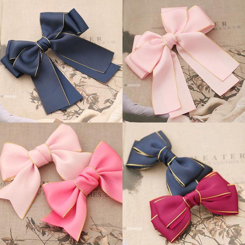 Jemlana/'s handmade Christmas hair clip for girls..