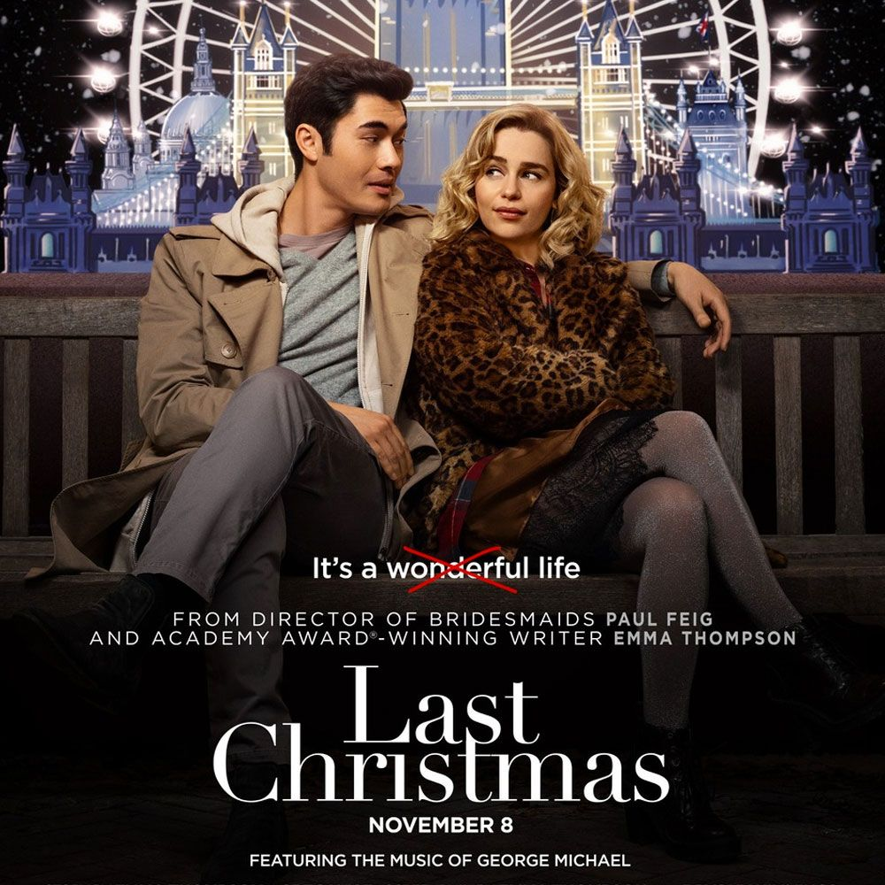 Print your movie screening passes to see LAST CHRISTMAS