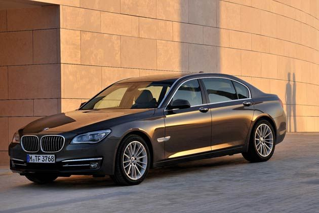 The New Bmw 7 Series Reinforces Bmw S Commitment To Building The