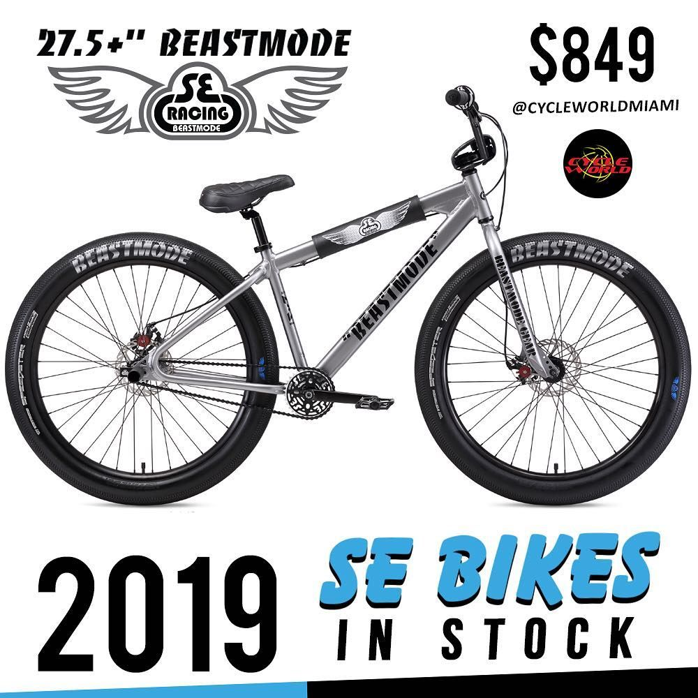 I Woke Up In Beastmode In Stock Now Sebikes Beastmode Why Buy Online When We Offer Our Bikes Built Free Of Charge Bike Beast Mode Bmx Dirt