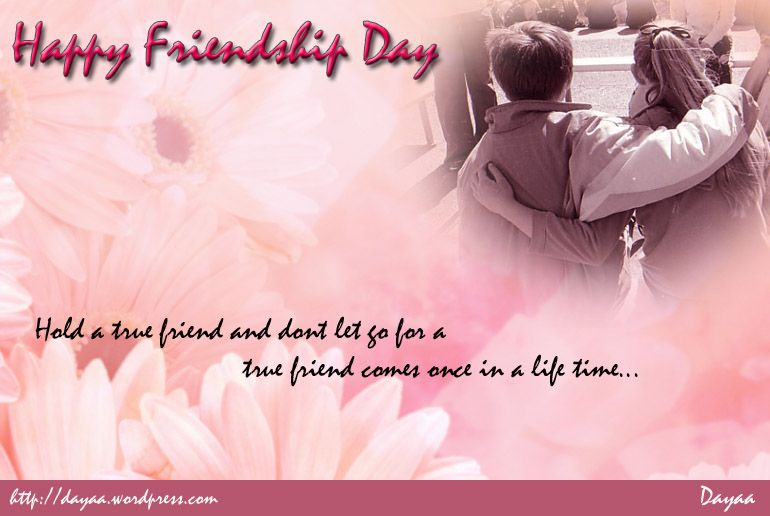 Amazing Happy Friendship Day Profile Pictures for Facebook | Happy ...